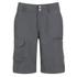Columbia Women's Silver Ridge 10 Inch Cargo Shorts - Grill Grey: Image 1