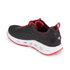 Columbia Womens Megavent Hybrid Shoes - Black/Red Hibiscus: Image 4