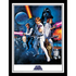 Star Wars: A New Hope - One Sheet - Framed 30x40cm Print: Image 1