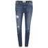 Paige Women's Verdugo Ultra Skinny Jeans with Caballo Inseam Danica - Blue: Image 1
