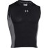 Under Armour Men's Heat Gear Armourstretch Sleeveless Training T-Shirt - Black/Graphite: Image 1