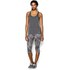 Under Armour Women's Heat Gear Alpha Training Tank Top - Carbon Heather/Metallic Silver: Image 1