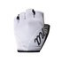Nalini Accessories Women's Pink Gloves - White: Image 1