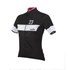 Nalini Pink Label Women's Nemina Short Sleeve Jersey - Black: Image 1