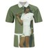 Lacoste Live Vintage Ads Women's Polo Shirt - Multi: Image 1