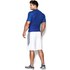 Under Armour Men's Transform Yourself Compression Top - Blue/Yellow/Red: Image 4
