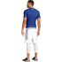 Under Armour Men's Transform Yourself Compression Top - Blue/White/Red: Image 7