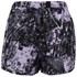 adidas Adistar Women's M10 Energy Shorts - Purple/Flash Orange: Image 2