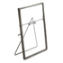 "Nkuku Danta Glass Frame - Antique Zinc - 5"" x 7"" (13 x 18cm)"