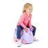 Trunki Bluebell Ride-On Suitcase - Purple: Image 2