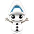 Disney Frozen Upside Down Olaf Exclusive Pop! Vinyl Figure: Image 1