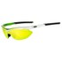 Tifosi Slip Interchangeable Sunglasses - Race Neon/Clarion Yellow: Image 1