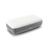 Pioneer FREEme: Rubber Coated Portable Speaker with Bluetooth and NFC - White: Image 1