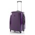 Redland '60TWO Collection' Hardsided Trolley Suitcase - Purple - 75cm: Image 3