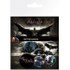Lot de Badges Batman Arkham Knight - Assortiment: Image 1