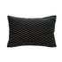Monochrome Fleck Cushion - Black: Image 1