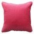 Ribbed Cushion - Hot Pink: Image 1