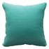 Ribbed Cushion - Turquoise: Image 1