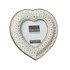 Parlane Heart Frame - White (80x80mm): Image 1