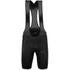 Santini Racer One-Panel Bib Shorts - Black: Image 1