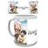 Attack on Titan Chibi Mug