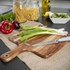 Natural Life NL82012 Acacia Wood Cutting Board with Handle