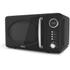 Akai A24006 Digital Microwave - Black - 700W: Image 2