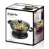 Elgento E14018 Electric Wok - Black - 30cm: Image 4