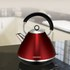 Morphy Richards 102004 Accents Traditional Kettle - Red - 1.5L: Image 5