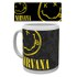 Nirvana Smiley - Mug: Image 1
