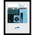 Blue Note Dolphy Bravado - Framed Photographic -16 Inch x 12 Inch