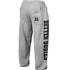 Better Bodies Men's Big Print Sweatpants - Antracite Melange: Image 1