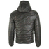 REPLAY Men's Padded Zipped Jacket - Dark Warm Grey: Image 4