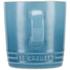 Le Creuset Stoneware Mug, 350ml - Teal: Image 3