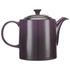 Le Creuset Stoneware Grand Teapot, 1.3L - Cassis: Image 4