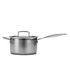 Le Creuset 3-Ply Stainless Steel Saucepan with Lid - 18cm