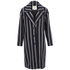 Selected Femme Women's Cocoana Striped Coat - Stripe: Image 1