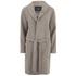 Maison Scotch Women's Wrapover Wool Coat - Brown: Image 1