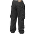 GASP Street Pants - Wash Black: Image 2
