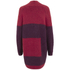 Paul by Paul Smith Women's Double Breasted Knitted Cardigan - Red: Image 2