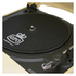 GPO Retro Memphis Turntable 4-in-1 Music System with Built in CD and FM Radio - Cream: Image 4