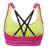 Better Bodies Athlete Short Top - Hot Pink: Image 2