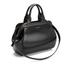 Lulu Guinness Women's Paula Mid Polished Calf Leather Tote Bag - Black: Image 2