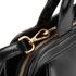 Lulu Guinness Women's Paula Mid Polished Calf Leather Tote Bag - Black: Image 5