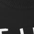Wood Wood Women's Amy Slogan Sweatshirt - Black: Image 3