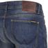 Superdry Men's Officer Denim Jeans - Monty Blue Light: Image 7