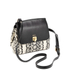Lauren Ralph Lauren Women's Whitby Embossed Snake Small Cross Body - Snake Print/Black: Image 2
