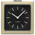 LEFF Amsterdam Block Alarm Clock - Brass: Image 1