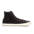Converse Men's Chuck Taylor All Star Suede/Leather Hi-Top Trainers - Black/Papaya/Turtle: Image 1