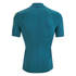 Asics Men's IM 1/2 Zip Running T-Shirt - Mosaic Blue: Image 4